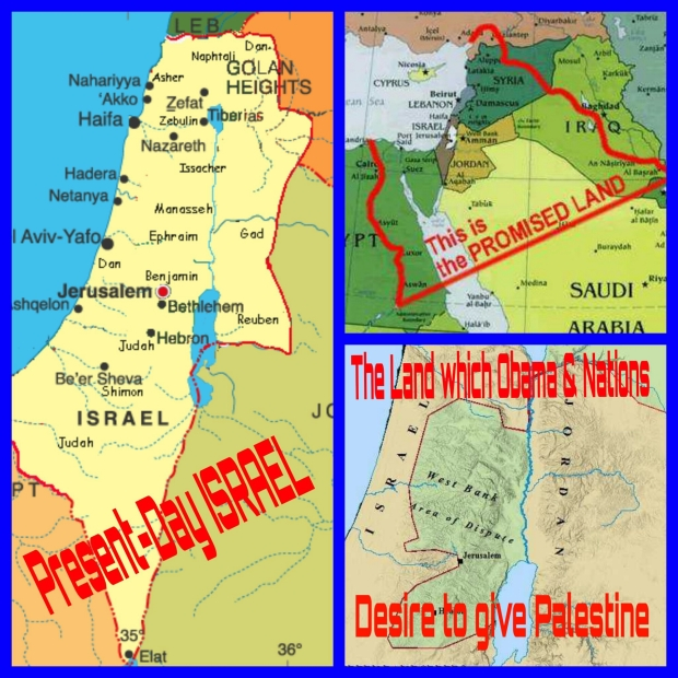 JERUSALEM The Eternal Capital And Promised Land Of ISRAEL Alone