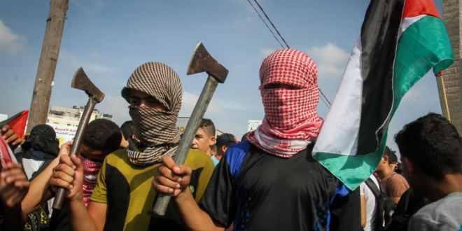 Risultati immagini per palestinian terror