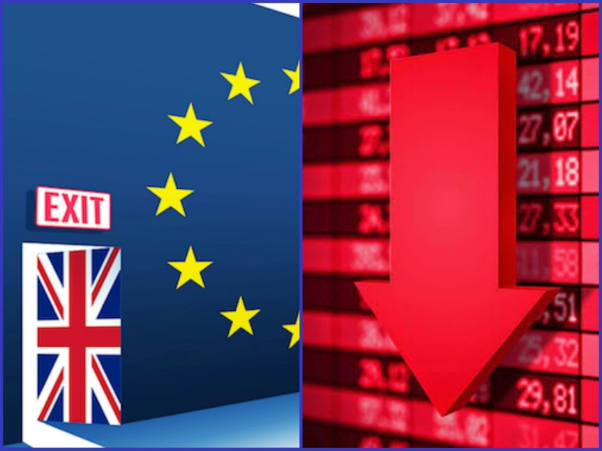 """UK Leaves EU: Will """"BREXIT"""" Trigger Global FinancialCollapse?"""