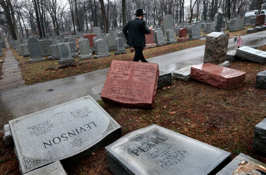 Alarming Acts Of Anti-Semitism In America: We Must END The Scourge TODAY