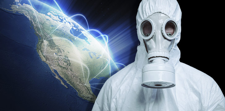 There Will Be PESTILENCES: Greater Risk Of Global Pandemic Than Ever Before