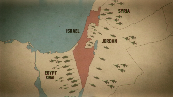 MIRACLE OF 1967: 50th Anniversary Of Israel's Victory In Six Day War And  Reunification Of JERUSALEM – BIBLICALSIGNS.COM
