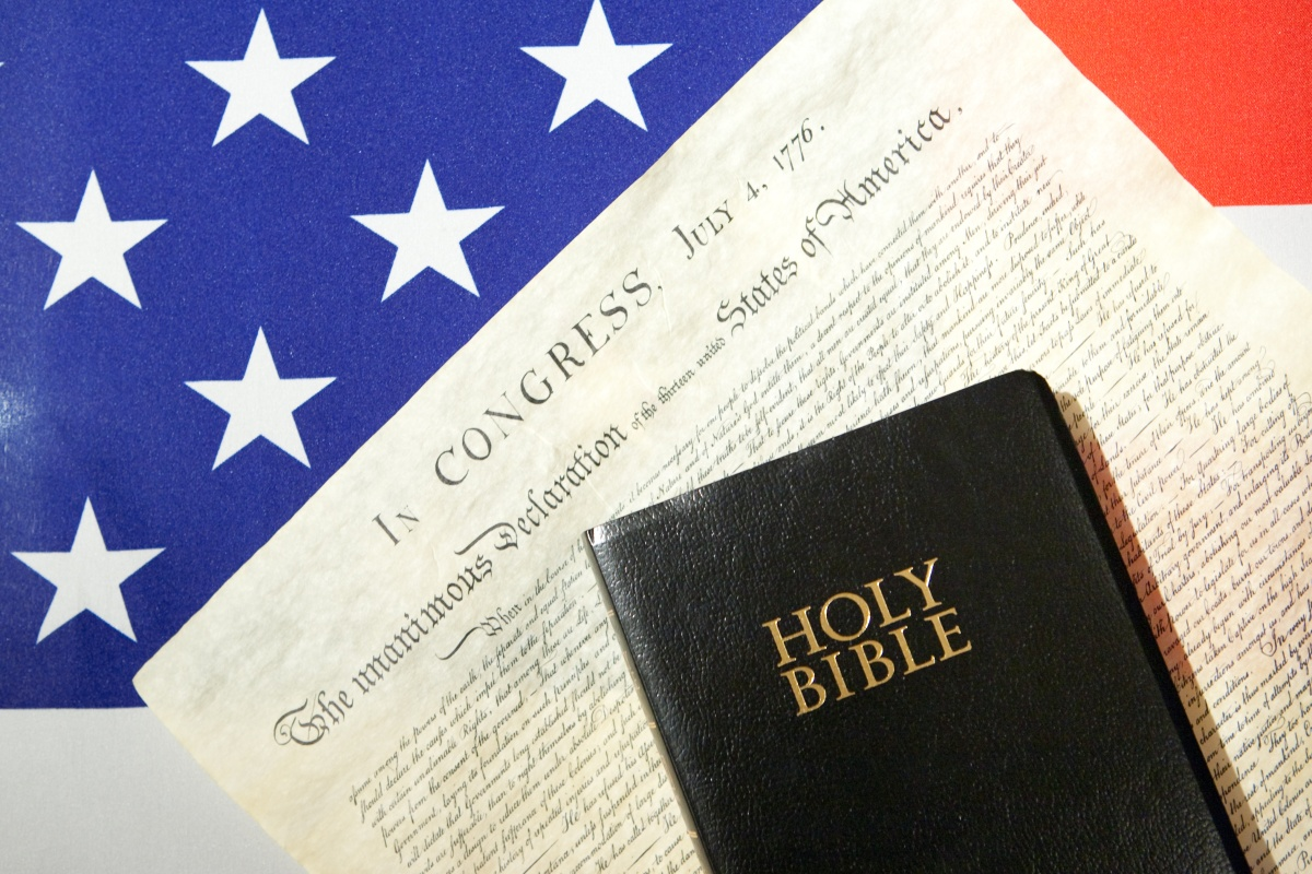 Independence Day SPECIAL: The Undeniable Proof That America Has Always Been A CHRISTIAN NATION