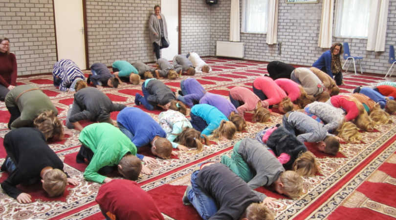 INDOCTRINATED: America's Public Schools FORCING Your Children To Embrace ISLAM