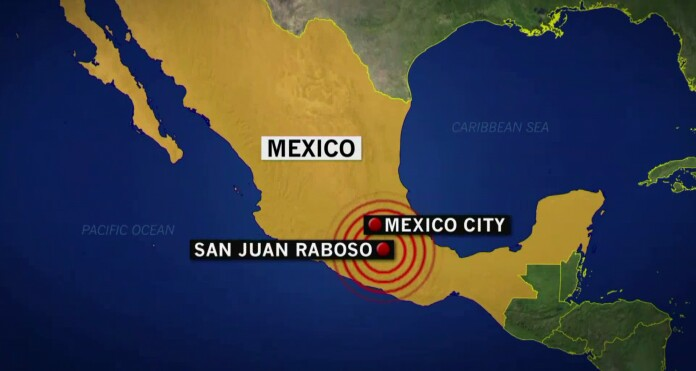 """It's Like SODOM AND GOMORRAH"": In Less Than Two Weeks, Two Massive EARTHQUAKES Devastate Mexico"
