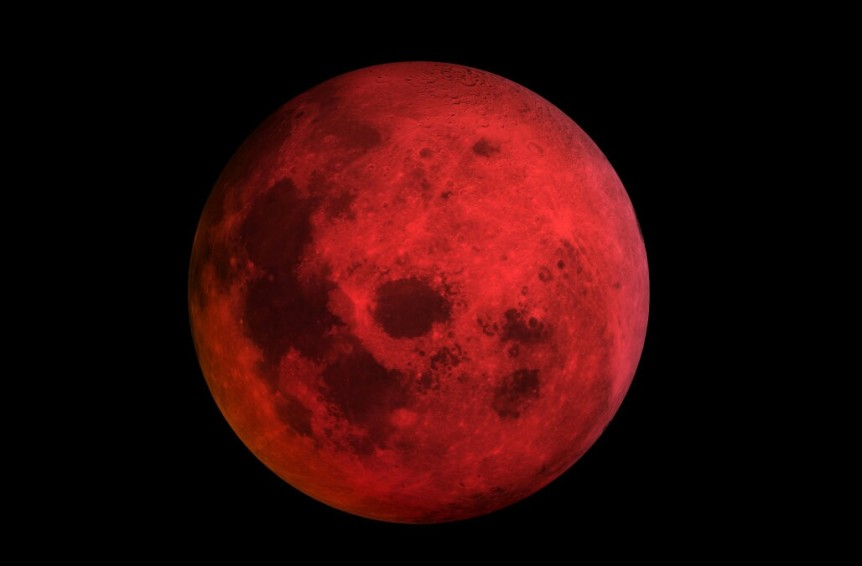 ONCE IN A BLUE SUPER BLOOD MOON: Rare Heavenly Event Has Not Occurred In Over 150 Years