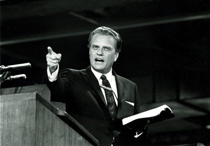 PREACHER OF THE CENTURY: Remembering BillyGraham