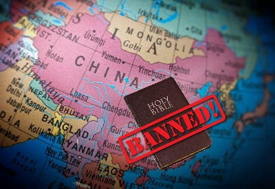 BIBLE BAN: China's Crackdown On Christianity Continues As Word Of God Pulled From All Online Retailers