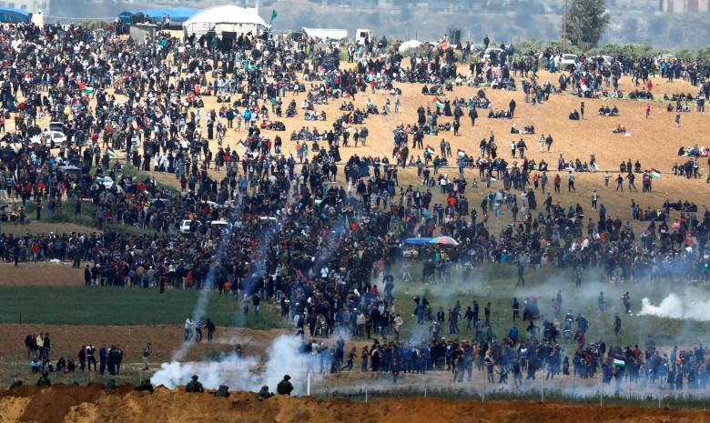 HOLY LAND ON HIGH ALERT: Hundreds of Thousands of Palestinians Plan to Besiege Israel During AnniversaryCelebrations