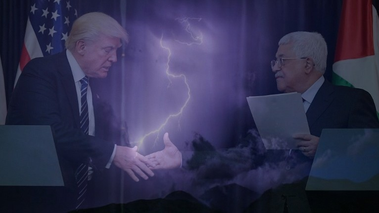 "SAY IT AIN'T SO MR. PRESIDENT: Trump's ""Peace Plan"" For Israel Could Explain Severe Weather Outbreak"