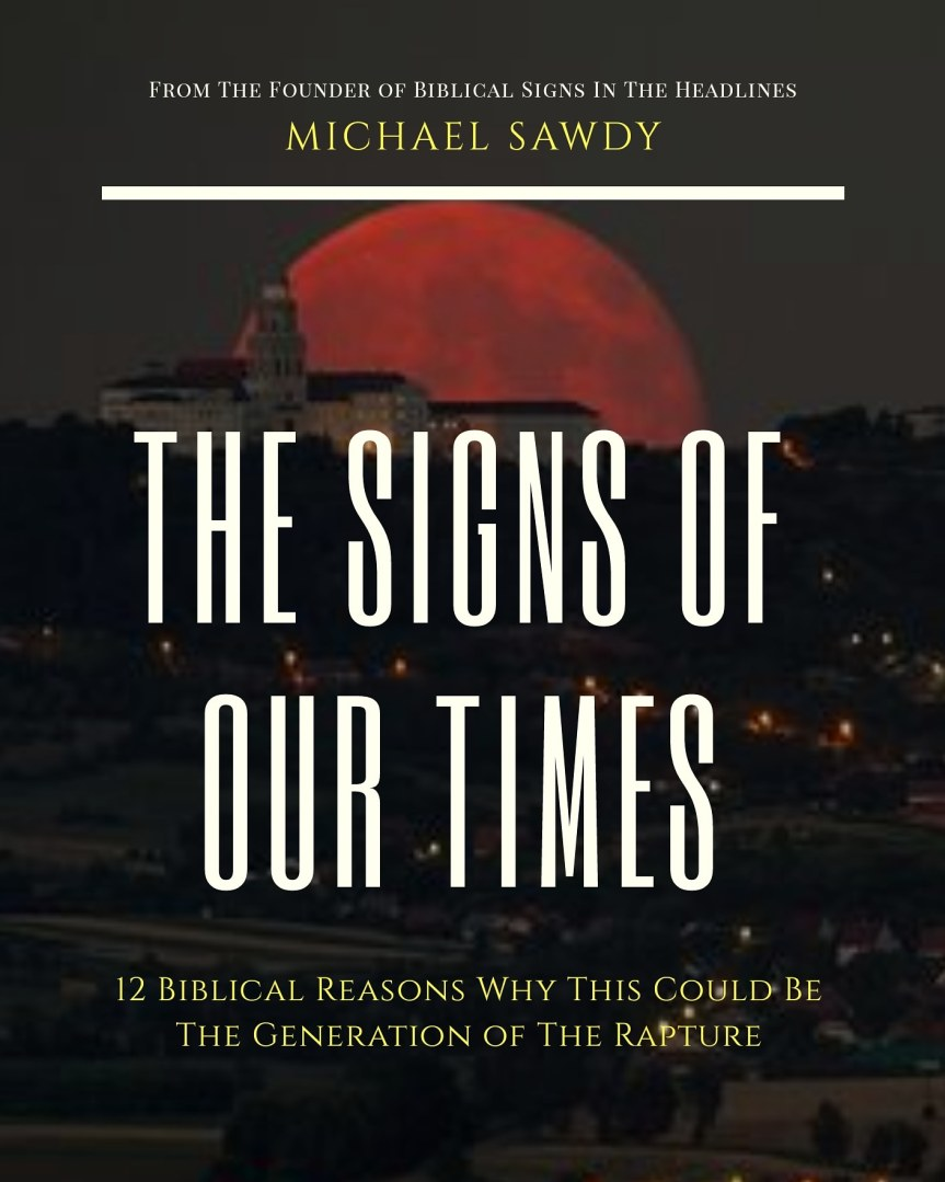 COMING SOON: My Book – The Signs of OurTimes