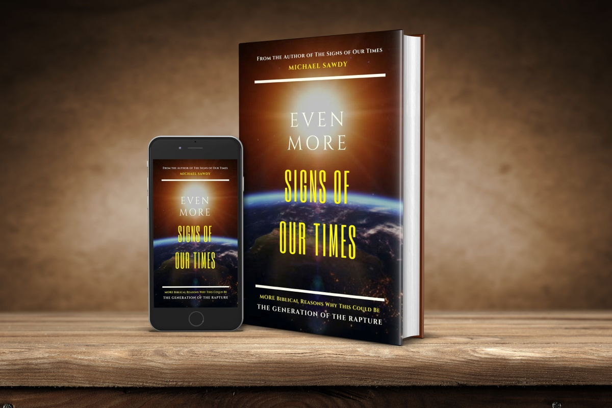 THE WAIT IS OVER: The New Book, Even More Signs of Our Times, Is Here
